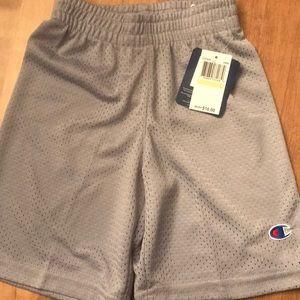 Champion Boys Mesh Athletic shorts Size-4 NWT